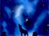 Airbrush 'Howling'