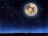 Airbrush 'Sister Moon'