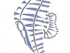 Bild 'Texture Seahorse'