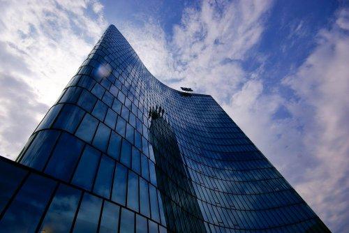 OMV-Gebäude in Wien 2