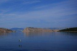 Most Krk, die Krk-Brücke