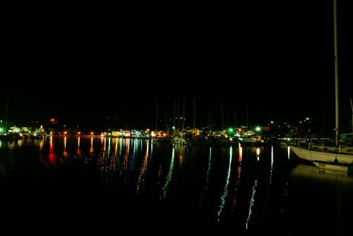 Rab-Stadt, Marina