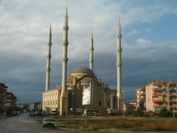 Moschee (drive-by)