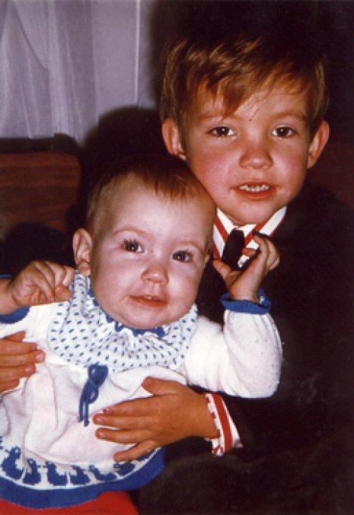 Mein Bruder und ich, 1974