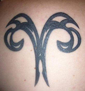 Mein Tattooentwurf auf Haut (thx to Bernd)