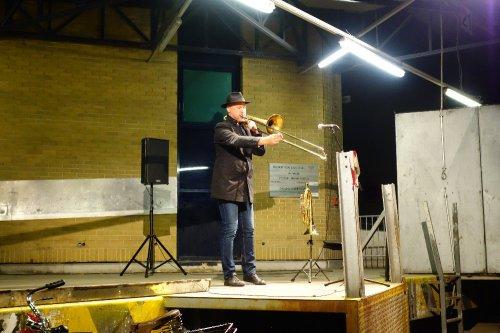 Post City, Konzertnacht: Bertl Mütter