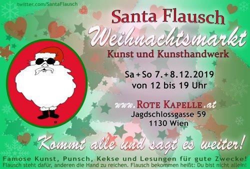SantaFlausch Flyer